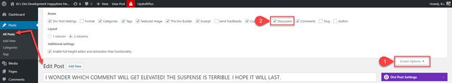 Destacando os melhores comentários do seu blog - 004 Elevated Comments by Postmatic 1 - Destacando os melhores comentários do seu blog