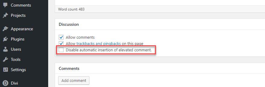 Destacando os melhores comentários do seu blog - 005 Elevated Comments by Postmatic - Destacando os melhores comentários do seu blog