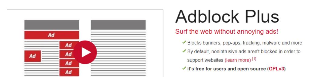 Ainda faz sentido executar anúncios em seu site WordPress? - adblocker example 1024x256 1024x256 - Ainda faz sentido executar anúncios em seu site WordPress?