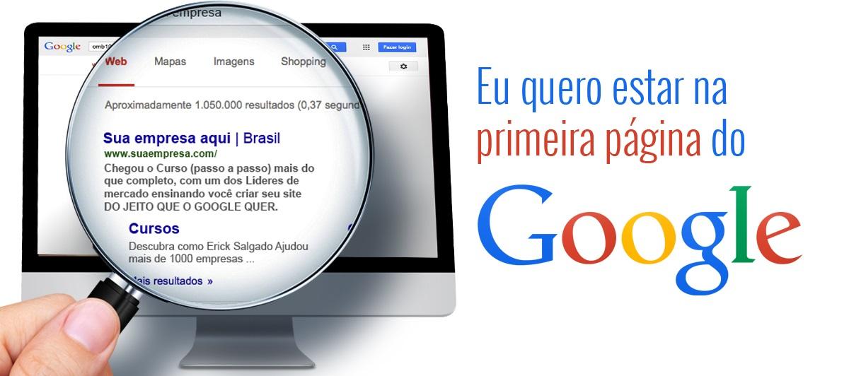 como posicionar meu site na primeira pagina do google busca organica criação de sites niterói - como posicionar meu site na primeira pagina do google busca organica - Criação de Sites Niterói RJ | Sites Gerenciados e Mobile