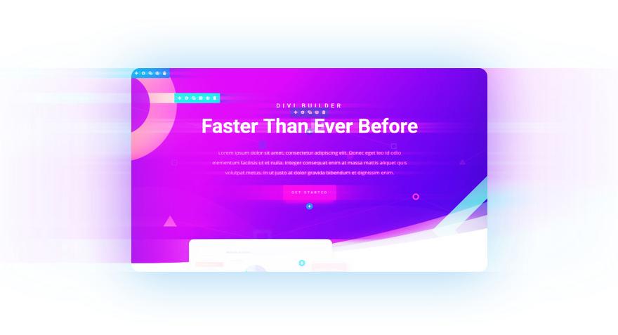 - fast light - A Nova Experiência do Editor de Páginas para Clientes