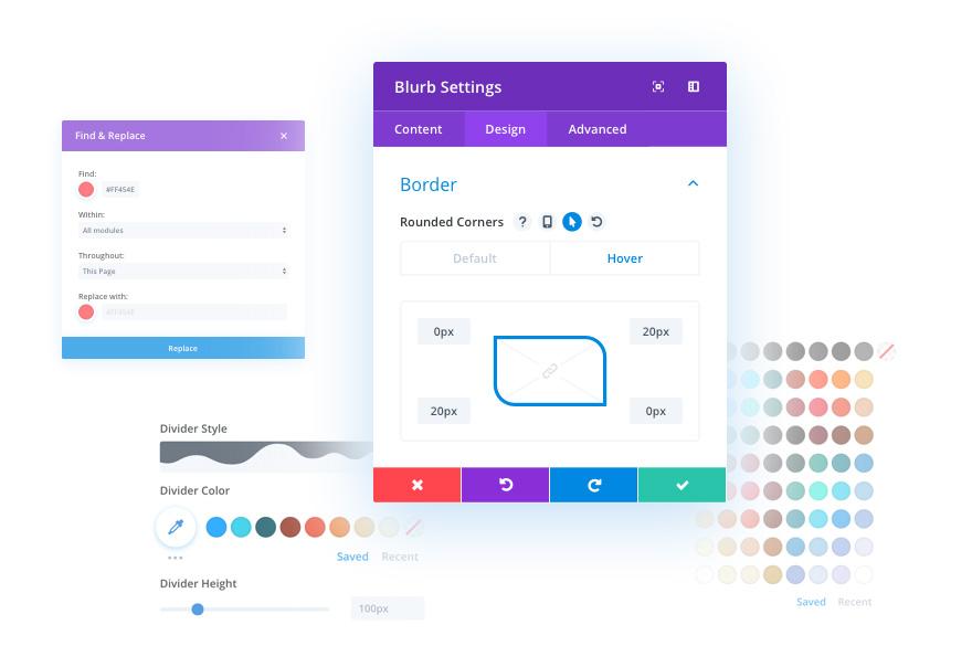 - visual - A Nova Experiência do Editor de Páginas para Clientes